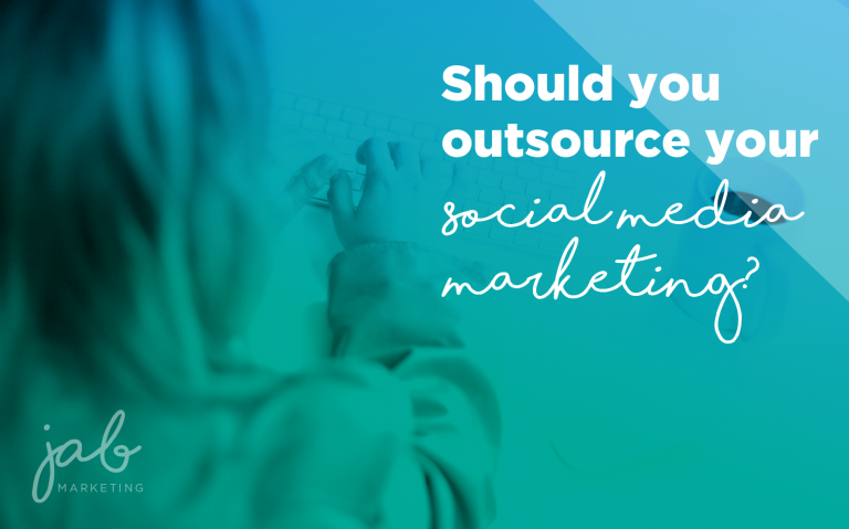 Should you outsource social media marketing?